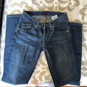 levis 528 jeans size 0